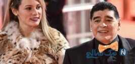 همسران سابق دیگو مارادونا و جنگ بر سر کارت های اعتباری !