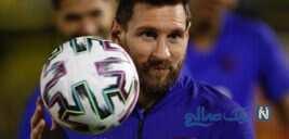 مدل موی جدید لیونل مسی ستاره آرژانتینی بارسلونا را ببینید