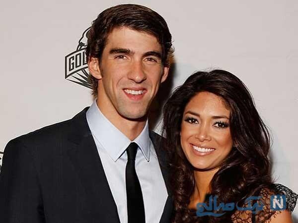 همسر مایکل فلپس و ترس او از احتمال خودکشی همسر ورزشکارش