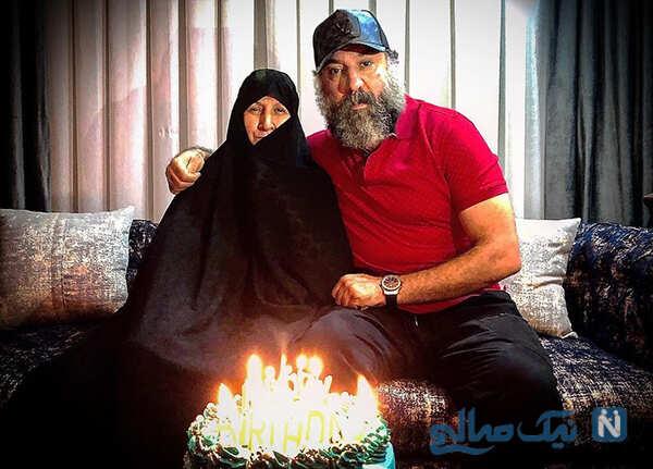 پیام مادر علی انصاریان برای مردم ایران توسط دوست پسرش