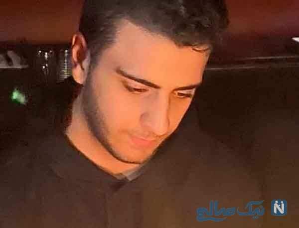 علی کریمی و پسرش هاوش