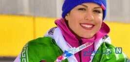 خداحافظی فروغ عباسی با چشمانی اشکبار از تیم ملی اسکی