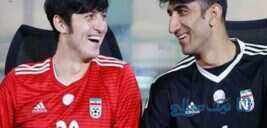 محبوب ترین فوتبالیست ایرانی در شبکه های اجتماعی