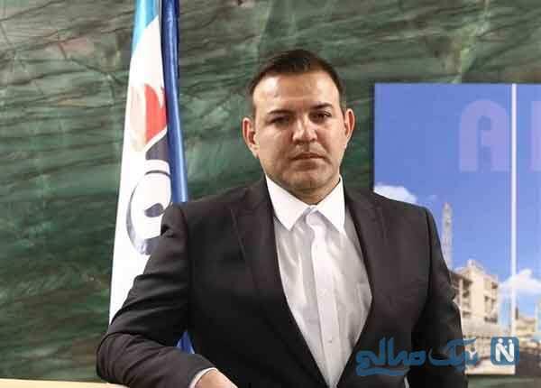رئیس جدید فدراسیون فوتبال شهابالدین عزیزی خادم را بیشتر بشناسید
