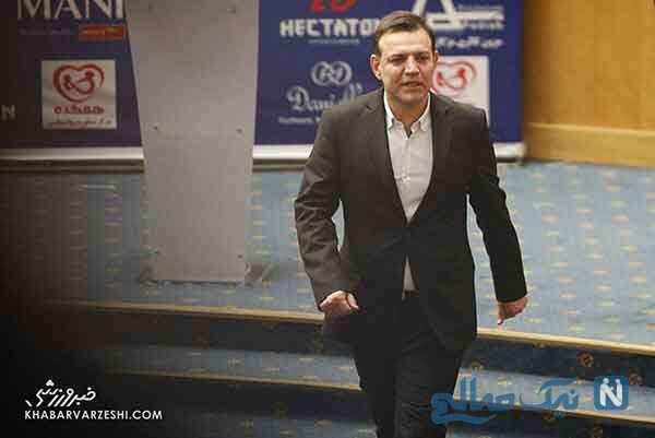 رئیس جدید فدراسیون فوتبال