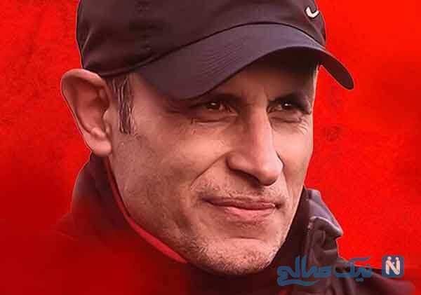 عروسی یحیی گل محمدی با حضور چهره های پرسپولیسی