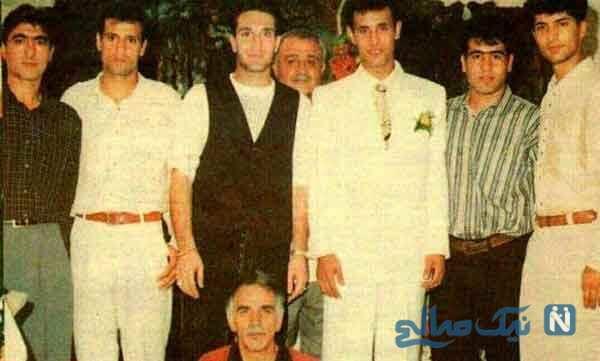 عروسی یحیی گل محمدی