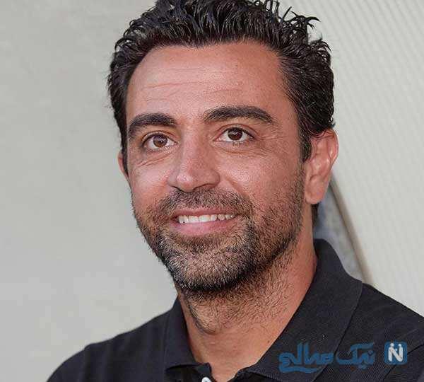 تحسین ژاوی هرناندز سرمربی السد قطر از تیم های ایرانی