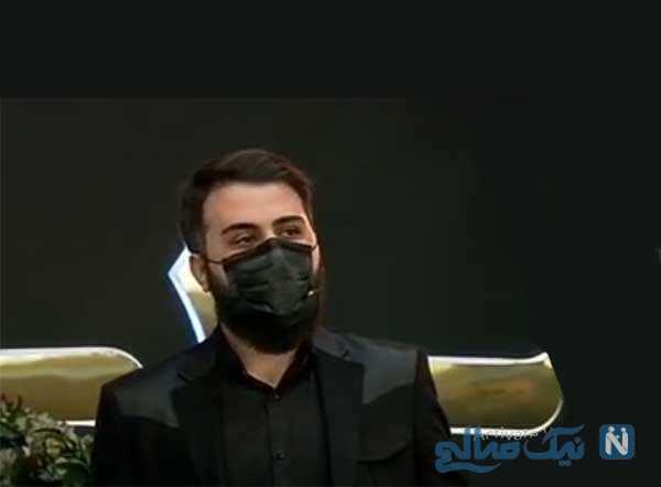 حامد اژدری داماد خانواده علی انصاریان