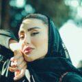 بازیگری شهربانو دامغانی نژاد قهرمان تکواندو در مقابل دوربین راما نامی