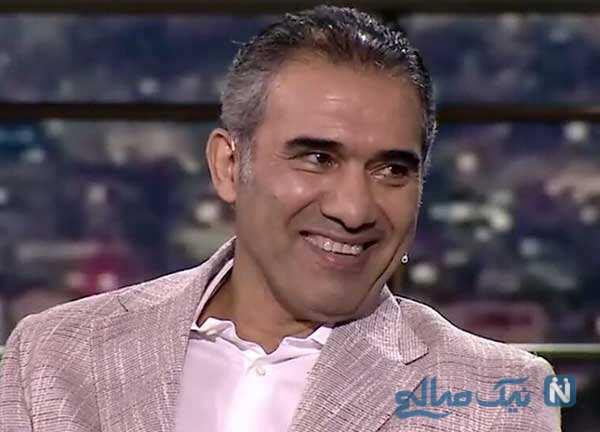 جشن تولد احمدرضا عابدزاده با حضور امیر پسر ملی پوش