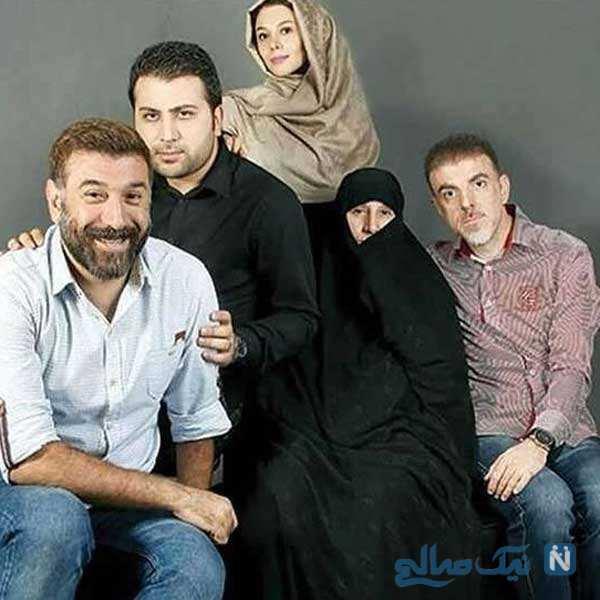 خواهر علی انصاریان