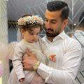 عکس های جشن تولد دختر احسان حاج صفی به وقت یک سالگی