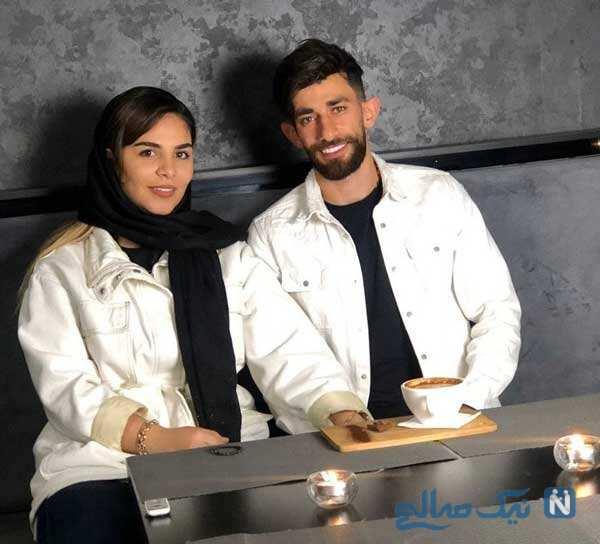 دعوت همزمان زوج فوتبالی به تیم ملی ایران برای اولین بار