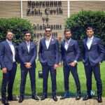 سورپرایز ستاره سینما برای ملی پوشان فوتبال ایران در کیش