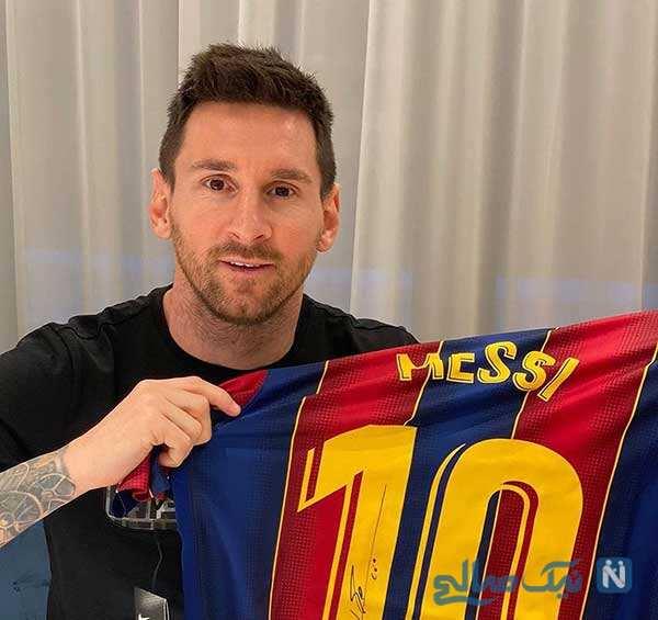 اتاق لیونل مسی ستاره بارسلونا در هتل ویژه تیم ملی آرژانتین