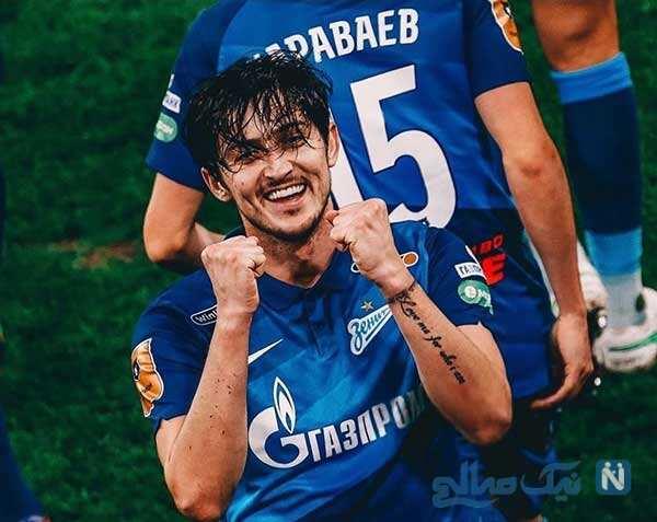 بهترین بازیکن سال روسیه اتفاقی غیرمنتظره برای سردار آزمون