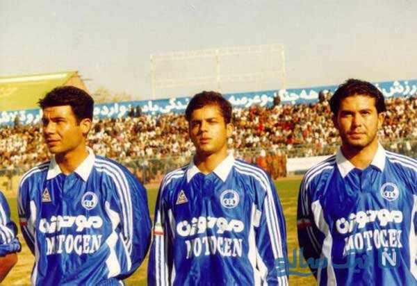 ارمنی های فوتبال ایران