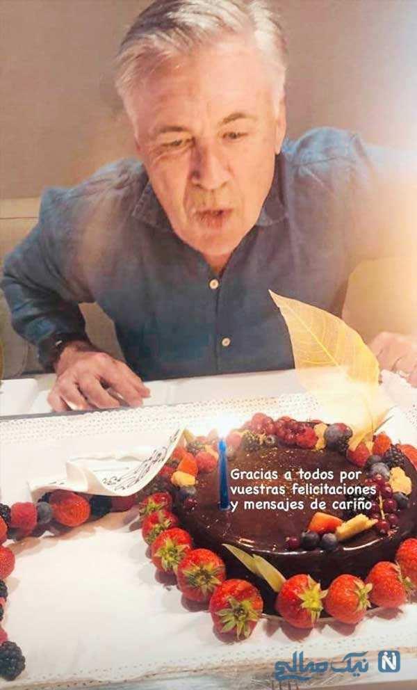 تولد کارلو آنچلوتی