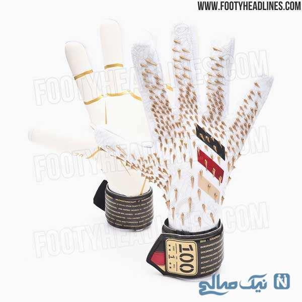 دستکش های مانوئل نویر
