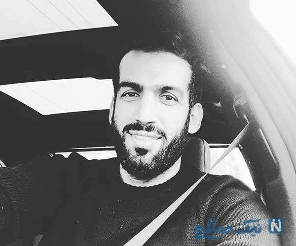 ازدواج حامد حدادی اولین لژیونر ایرانی NBA کاملا بسکتبالی