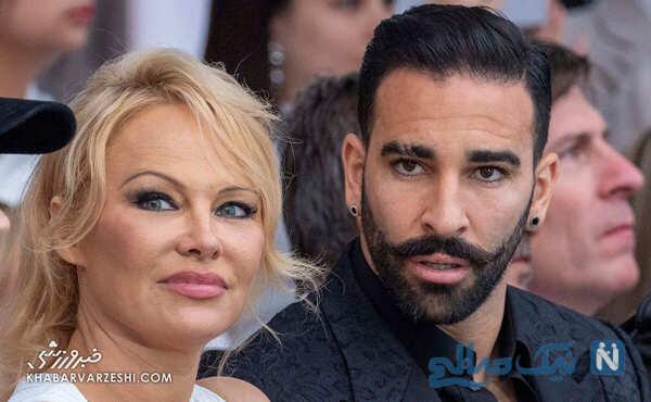 عادل رامی و نامزدش