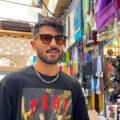 تمرینات امیر عابدزاده برای فیکس شدن زیر نظر عقاب آسیا