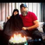 تولد علی انصاریان از یادی از هنرمندان بر مزارش تا تبریک های غم انگیز