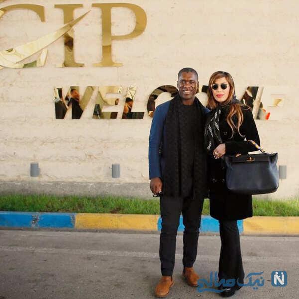 کلارنس سیدورف و همسرش