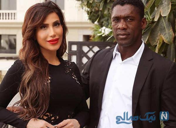کلارنس سیدورف و همسرش با ماجرای زندگی اسطوره هلندی و بانوی ایرانی