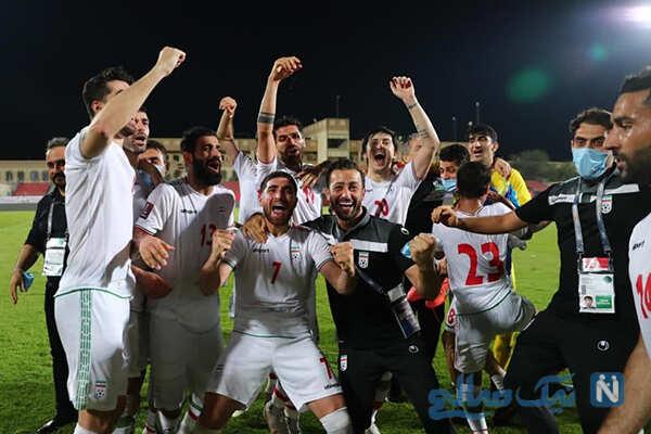 حریفان ایران در جام جهانی