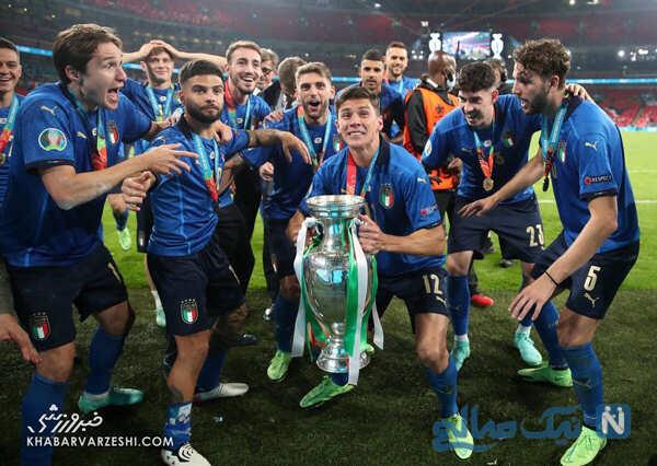 جشن قهرمانی ایتالیا