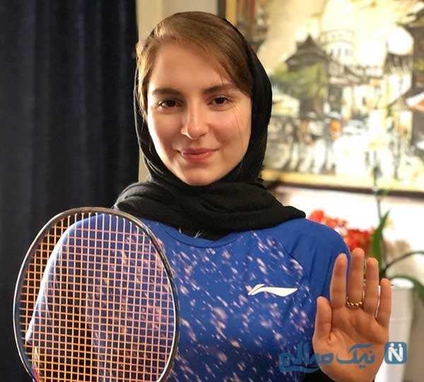 عکس های ثریا آقایی و پایان حضور تاریخی این دختر بدمینتون باز در المپیک