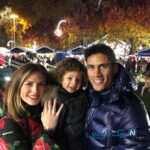 خانواده رافائل واران بزرگ ترین حامی ستاره جدید قرمزها