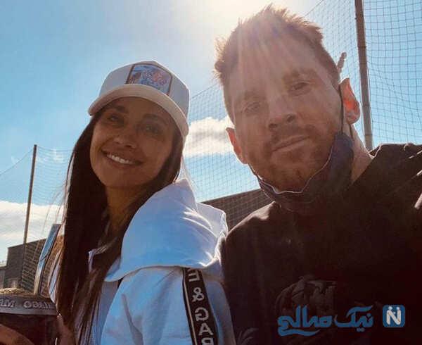 خوشحالی پسران لیونل مسی برای درخشش پدر در تیم ملی آرژانتین