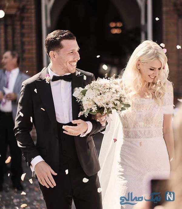 عروسی پیرامیل هویبیرگ