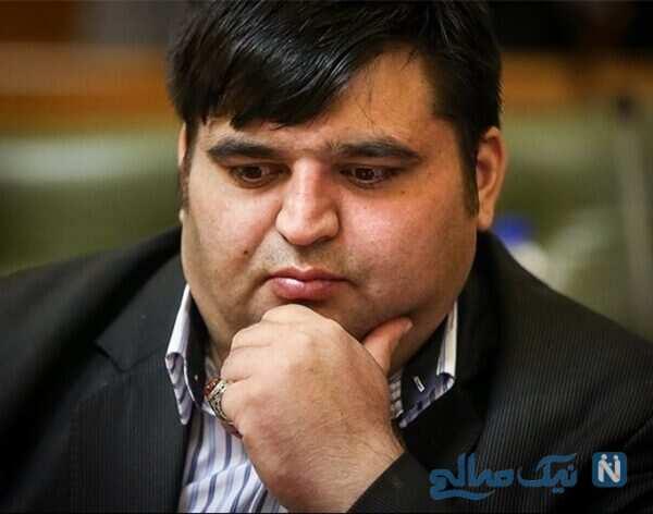 کاهش وزن حسین رضازاده قهرمان وزنه برداری و هرکول ایرانی را ببینید