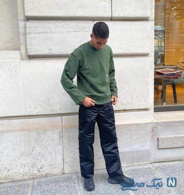 اشرف حکیمی در پاریس