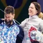 خواستگاری مربی از شمشیرباز آرژانتینی در المپیک توکیو