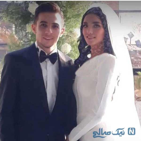 عروسی فرشاد احمدزاده