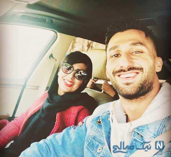 همسر رشید مظاهری و پست خداحافظی اش از هواداران استقلال