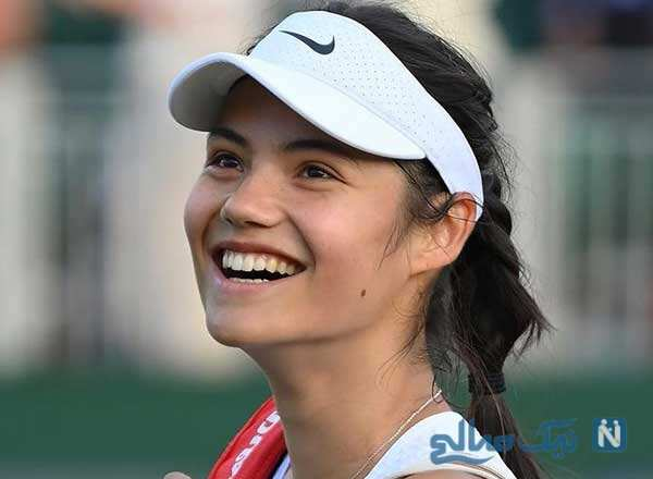 اما رادوکانو ملکه جدید تنیس جهان و اعجوبه ۱۸ ساله بریتانیایی