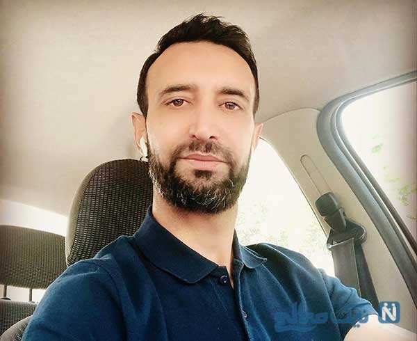 تولد رضا عنایتی و تبریک خاص سردار آزمون به این چهره استقلالی