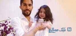 دستکش های سیدحسین حسینی به یاد دخترش مانلی