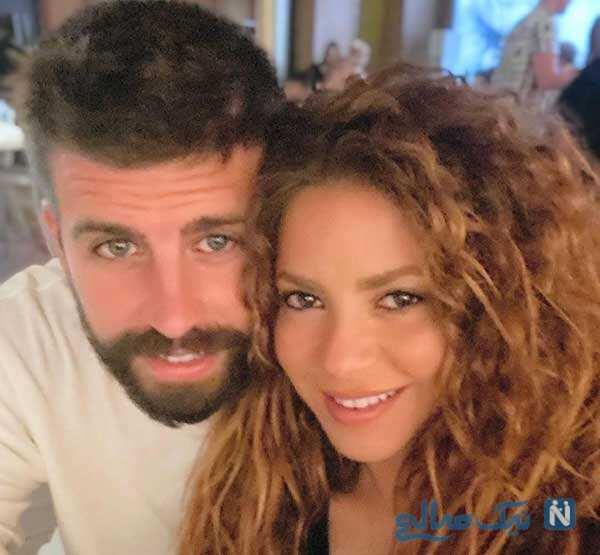 شکیرا همسر جرارد پیکه موفق ترین همسر یک فوتبالیست