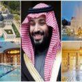 محمد بن سلمان مالک نیوکاسل مرد یک تریلیونی از گران ترین خانه جهان تا دیدار با ملکه