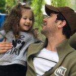 جدیدترین عکسهای شاهرخ استخری و دخترش پناه در پارک!+تصاویر