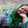 ایرانگردی بهاره رهنما به همراه دخترش