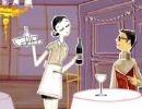 داستان طنز:رستوران مبتکر