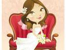 عروس زیبای خودپسند!